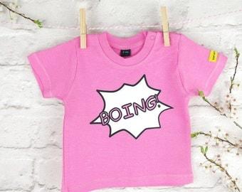 Boing Comic t-shirt