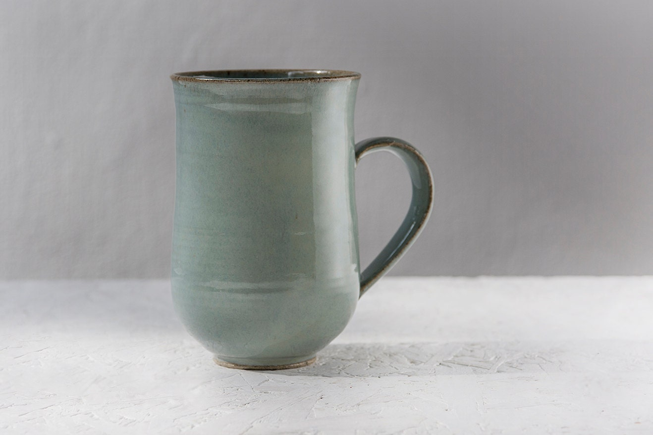 clay coffee mugs