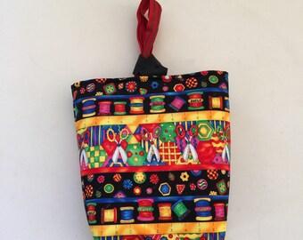 The Creator Handmade Craft / Knitting Bag