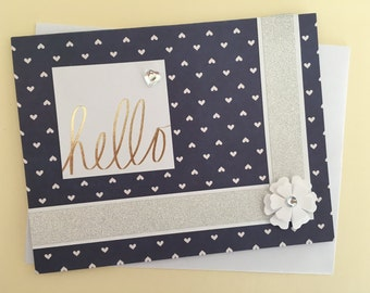 Hello | Thinking of You | Just Because Card