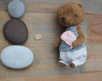 Cute teddy Bear kid blythe toy Nensy