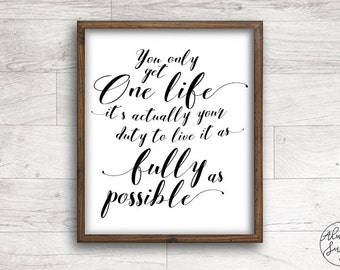 Me Before You Quotes Adorable Me Before You  Etsy