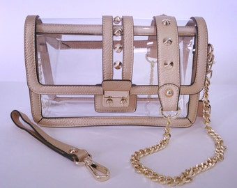 Clearly Chic Crossbody Bag