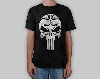 Sugar skull Tee Shirt Men Or Women