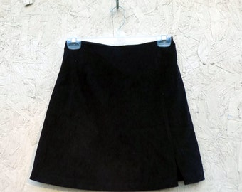 90's Black High Waisted Tumblr Aesthetic Skirt