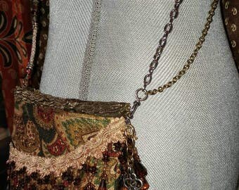Bags & Purses, Crossbody Bag, Gift for Her, Cross-body Pouch, Gift for Girlfriend, Handbags, Beaded Cross-body Bag, Festival Pouch