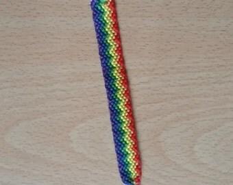 Brazilian Rainbow bracelet