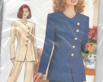 Butterick 4262 Misses Jacket, Skirt and Pants Size 12-16