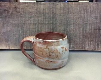 Small Shino Mug