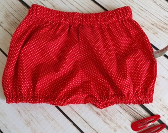 4th July baby girl bubble shorts red, Baby girl bubble shorts blue, Toddler bubble shorts,  Baby shorts, Baby bloomers Sizes Newborn to 10