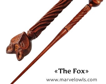 The Fox - Marvelowls Wizard Wands Shop