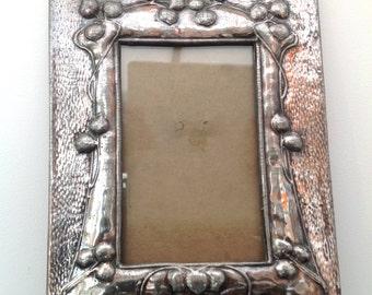 Beautiful antique Art Nouveau picture photo frame