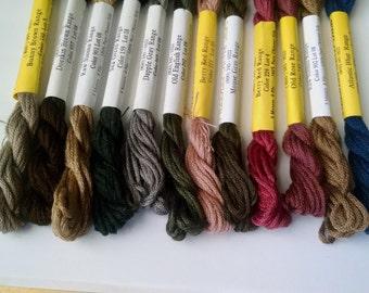 Needlepoint Silk Thread Embroidery Floss