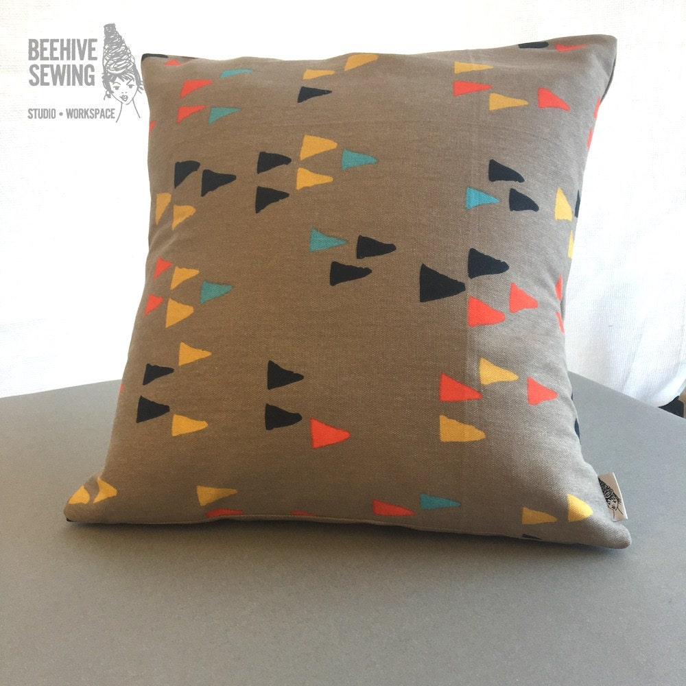 Throw Pillow Kit : Decorative Throw Pillow Home Decor DIY Kit for Machine Sewing