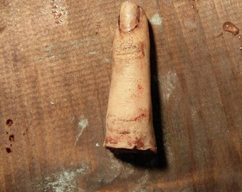 Silicone Prop Fake Severed Finger