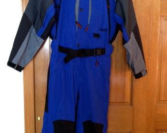 Men's Marker one piece ski suit