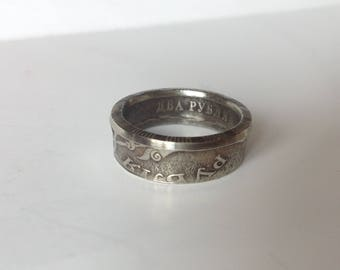 Russian Coin Ring 2007  Size 5
