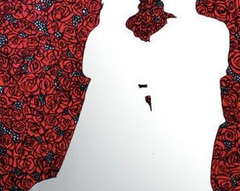 Custom Wedding Silhouette (DIGITAL)