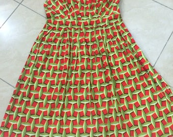 Cotton summer dress