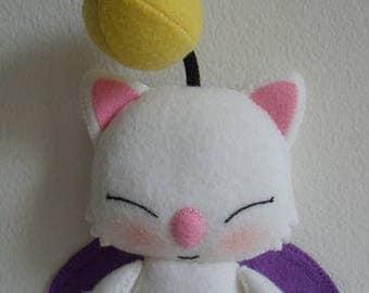 Final Fantasy Moogle Collectible Shelf-Sitter Plush