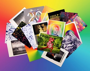 Well By George Postcard Set (17 postcards)
