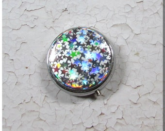Pill box, Pill case, Pill Case Organizer,Pill Cases as Key Rings, Gifts for Women,Bags and Purse Pill boxes, Many Styles and Patterns!