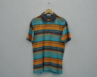 Trussardi Shirt Trussardi Stripe Casual Shirt Made in Italy Mens Size S