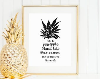 Pineapple Stand Etsy
