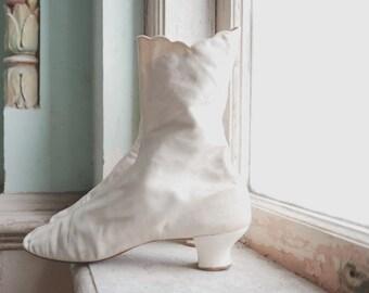 Civil War Era 1865 Wedding Boots