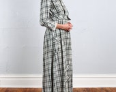 SALE- Antique Pioneer Dress . American Wild West Gown