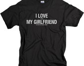 Boyfriend Gift - Cute Valentines Day Gift - I Love It When My Girlfriend Lets Me Play Video Games - Gamer Shirt for Him