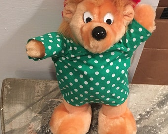 Mama Berenstain Bears Christmas Plush