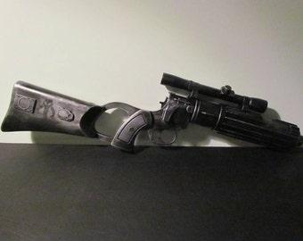 Star Wars Boba Fett Bounty Hunter EE 3 Cosplay Prop Blaster
