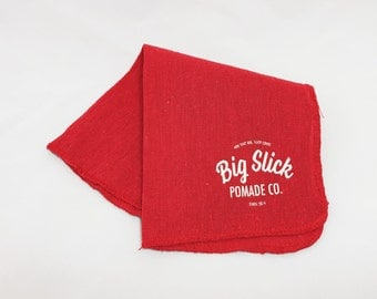 Big Slick Pomade Co. Shop Towel