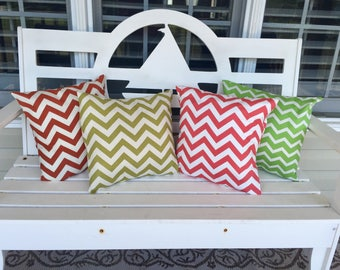 Chevron Pillow Covers ** On Sale**