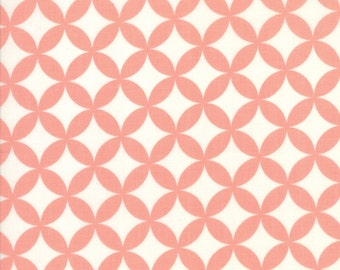 1 Yard Bonnie and Camille Basics by Moda -55111-49 Hello Darling Pink