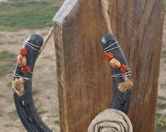 Lucky Horse Shoe Wall Decor