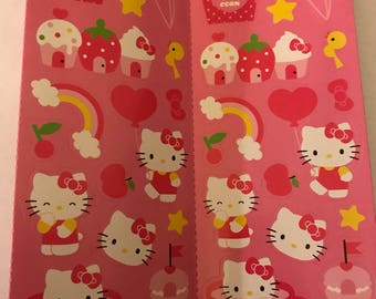 Hello Kitty Sticker Party Pack