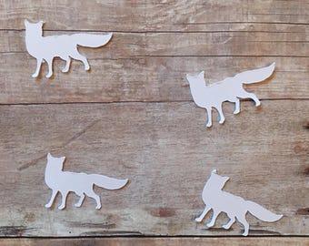 Arctic Fox Confetti