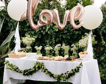 Love balloon / Globo love / love ball