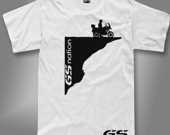 T-shirt for bmw GS fans gs 1150 1200 1250 flat boxer engine motorcycle