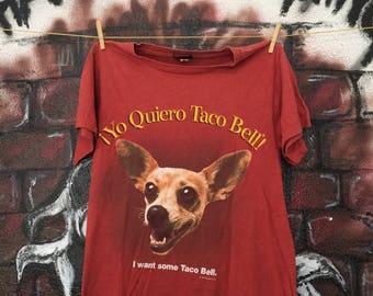 Yo Quiero Taco Bell Tshirt