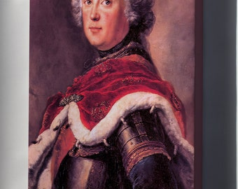 Canvas 16x24; Frederick The Great