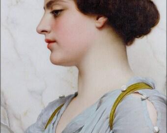 16x24 Poster; Godward A Roman Beauty 1912
