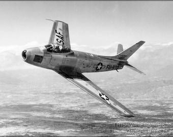 16x24 Poster; F-86 Sabre