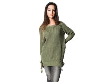 Sweater COMFORT 1  Khaki