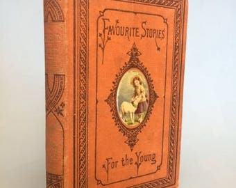 A Friend In Need; Favorite Stories For The Young by A.L.O.E. 1873