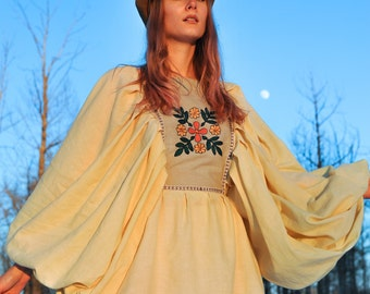 kyramade prairie sunrise dress