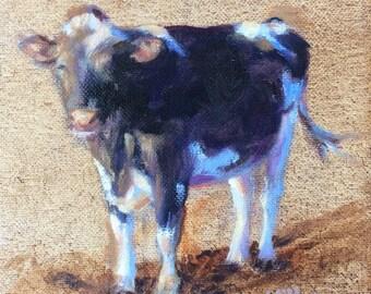 Pott's Cow