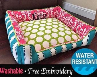 Dog Bed   Water Resistant Inserts   Dog Bed Bundle   Custom Dog Bed   Easy Clean Dog Bed   Washable Dog Bed   Dog   Cat   Washable Pet Bed